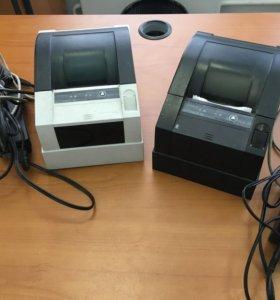 Чековый принтер, фискальный регистратор