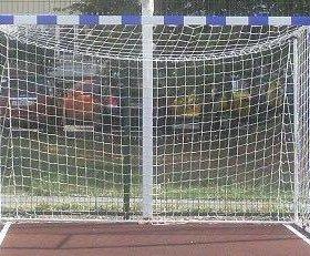 Ворота для мини-футбола на каркасе