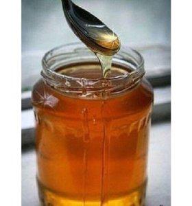 Мед Горное разнотравье