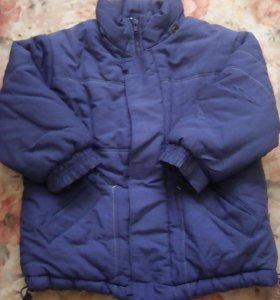 Куртка утепленная 104-110 д/м