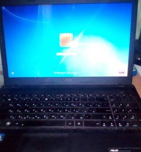 Ноутбук asus 2 ядра 2 гб ОЗУ