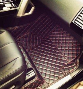 Автомобильные коврики 5D для авто.