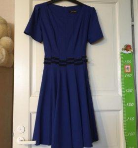 Платье с пышной юбкой 44-46
