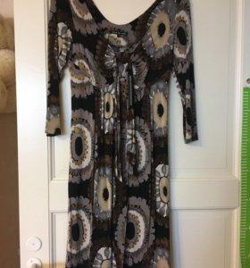 Красивое открытое платье 44-46
