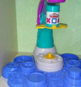 Мороженная фабрика Play-doh