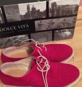 Лоферы Dolce Vita (новые 38 размер)