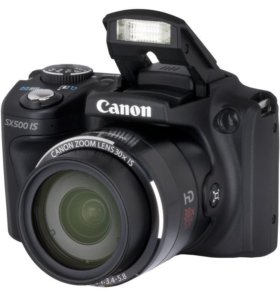 Canon Power Shot SX500IS