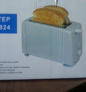 Тостер mega mag ст - 824