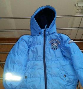 Демисезонная Куртка  Crockid размер 104-110
