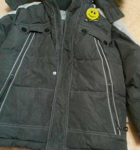 Куртка зима.Приобретала в магазине Антошка ,З.П.