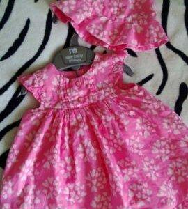 Платье -комплект из мазеркеа
