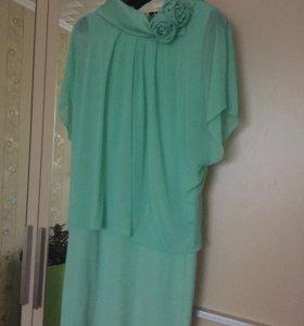 Платье 54-56р