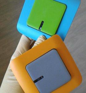 Цветные выключатели