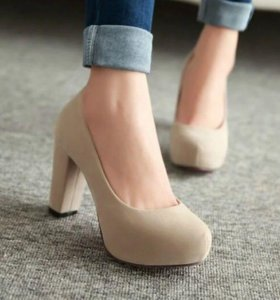 Совершенно новые туфли