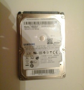Жесткий диск hm500jl 500gb