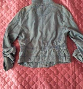 Легкая куртка косуха