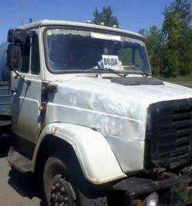 ЗИЛ КО-520 вакумная машина
