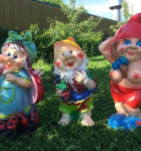 Продаю садовые игрушки, не дорого! От 350 до 1.600
