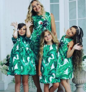 Платья детские Dolche Gabbana 2016
