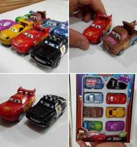 "Машинки ""Тачки"""