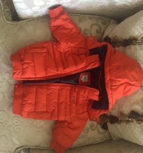 Куртка Детская, Hugo Boss!