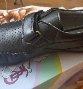 Новая детская обувь Фламинго,р37