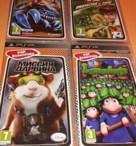 Игры для Playstation Portable. Цена за 1 штуку!