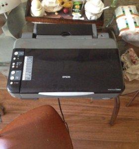 Принтер для фотопечати Epson