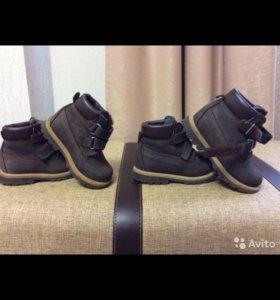 Осень-весна, зимняя обувь. Ботинки, сапоги.21-26 р