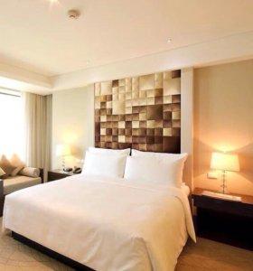Мягкие панели для стен и потолка