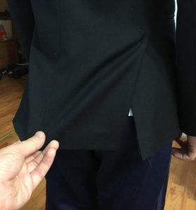 Новый пиджак 134см
