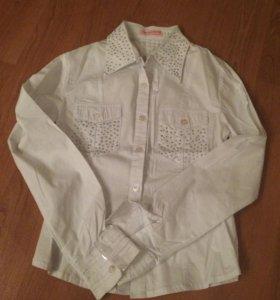 Блузка для школы 1-4 класс