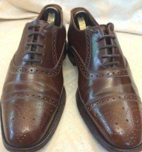 мужские туфли loake