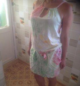 Платье 46-50