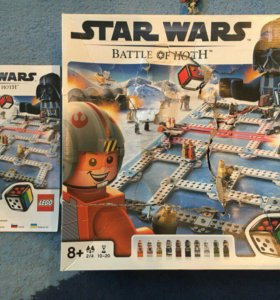 Lego Star Wars - Battle of Hoth (3866)