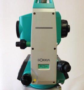 Электронный тахеометр Sokkia Set 500