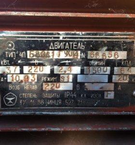 Электродвигатель 4пБ80в1гухл4