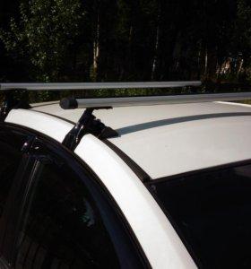 Багажник на Emgrand