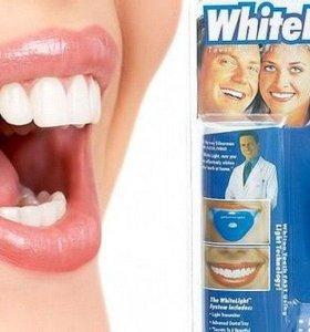 Отбеливание зубов с white light