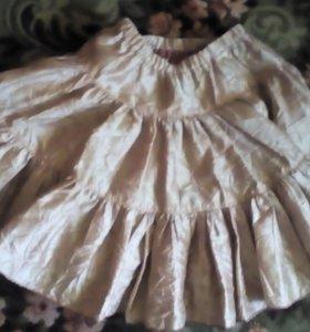 Пышная юбка для танцев
