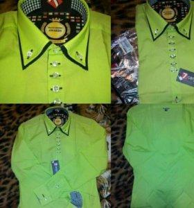 Рубашка 7 camicie мужская