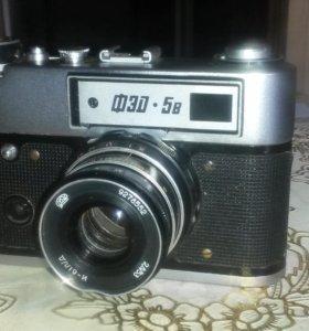 Фотоапппрат фЭД-5в