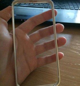 Бампер на iPhone 5