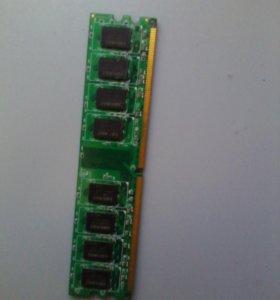 Модуль памяти KINGMAX DDR2-2гб на компьютер