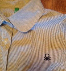 Benetton рубашка