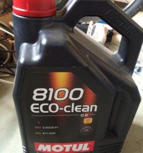 Масло Motul 8100 Eco-clean 5w-30