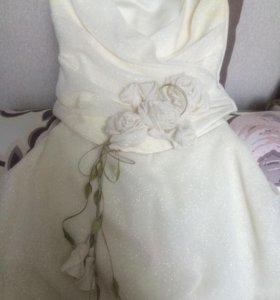 Свадебное (на выпускной)