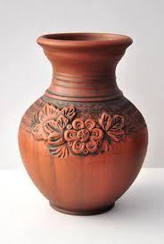 Глиненые вазы на заказ