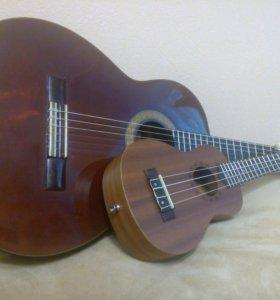 Уроки игры на гитаре(пение) для детей и взрослых