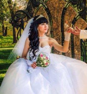 Продаю Шикарное Свадебное Платье.
